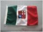 Bandierina marina mercantile italiana 20x30
