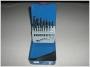 Serie punte per ferro o acciaio dalla 1 alla 10 mm